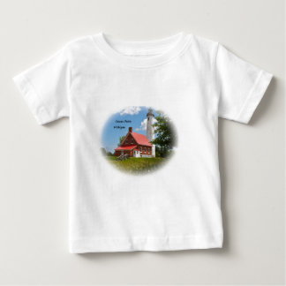 Tawas Point Lighthouse. Baby T-Shirt