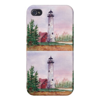 Tawas Point Lighthouse IPhone 4 Case