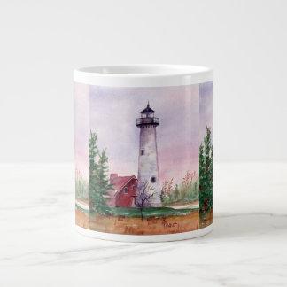 Tawas Point Lighthouse Large Coffee Mug