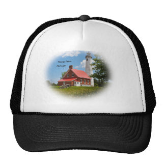 Tawas Point Lighthouse. Trucker Hat