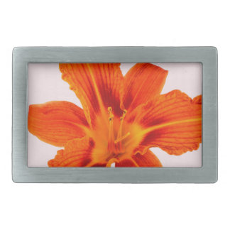 Tawny Day Lilly Rectangular Belt Buckles