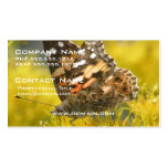 Tawny Emperer Butterfly Business Card