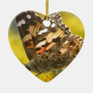 Tawny Emperer Butterfly  Ornament