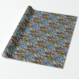 TAWNY FROGMOUTH RURAL QUEENSLAND AUSTRALIA WRAPPING PAPER