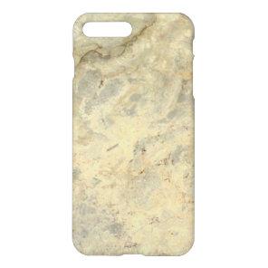 Tawny Gold Streaked marble stone finish iPhone 8 Plus/7 Plus Case