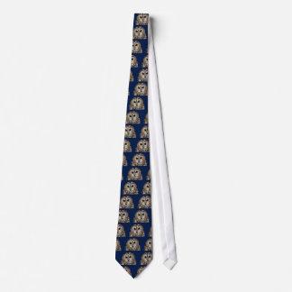 Tawny Owl Neck Tie