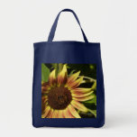 Tawny Pink Sunflower Bags