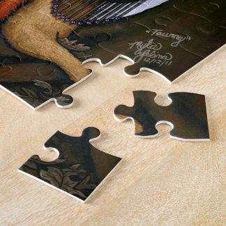 Tawny Therianthrope Nature Spirit Fae Puzzle
