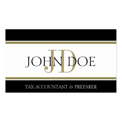 Tax preparer business card templates page3 bizcardstudio for Tax business cards