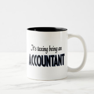 Tax Accountant Mug