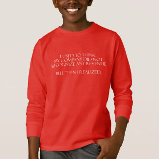 Tax & Accounting Long Sleeve Shirt (funny)