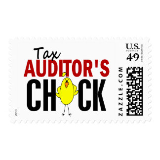 Tax Auditor's Chick Stamp