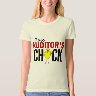 Tax Auditor's Chick Shirts