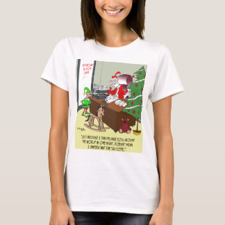 Tax Cartoon 9532 T-Shirt