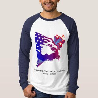 Tax Day Tea Party - Richmond-VA_#2 T-Shirt