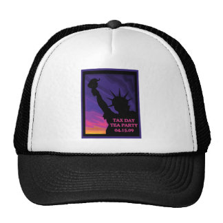 Tax Day Tea Party - Statue of Liberty Hat