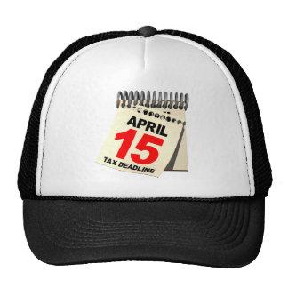 Tax Deadline Trucker Hat