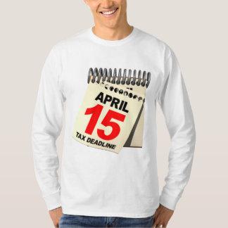 Tax Deadline T-Shirt