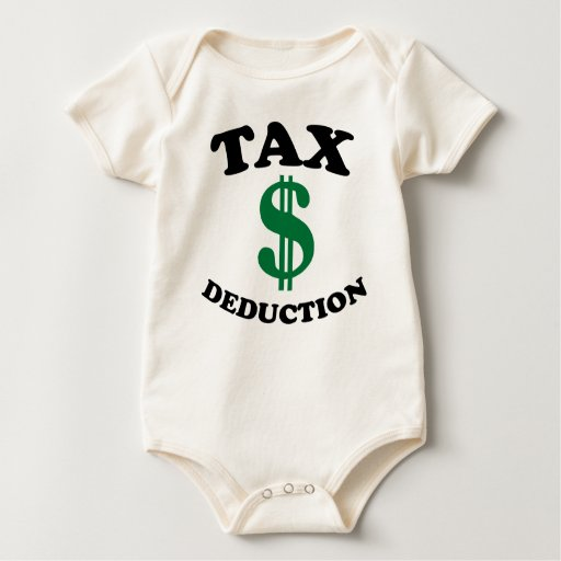 Tax Deduction Baby Baby Bodysuits