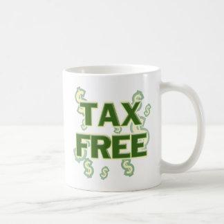 Tax Free Coffee Mug