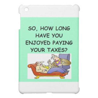 tax happy iPad mini cases