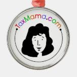 Tax Mama Ornament