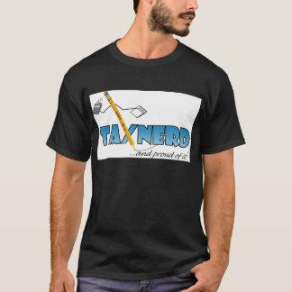 Tax Nerd Basic Dark T-Shirt