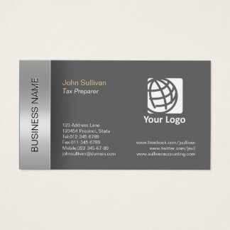 Tax business cards samples arts arts sample business cards for enrolled agents choice image card reheart Image collections