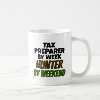 Tax Preparer Loves Hunting Coffee Mug