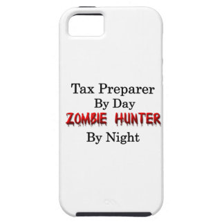 Tax Preparer/Zombie Hunter iPhone SE/5/5s Case