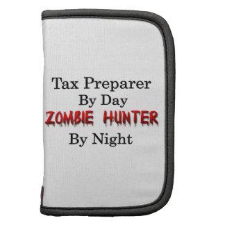 Tax Preparer/Zombie Hunter Organizers