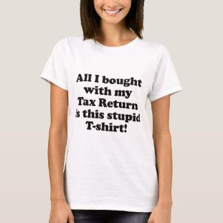 Tax Return - T-shirt