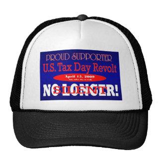 Tax Revolt Trucker Hat