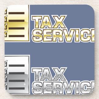 Tax Service Vector Coaster