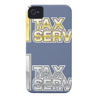 Tax Service Vector iPhone 4 Cover