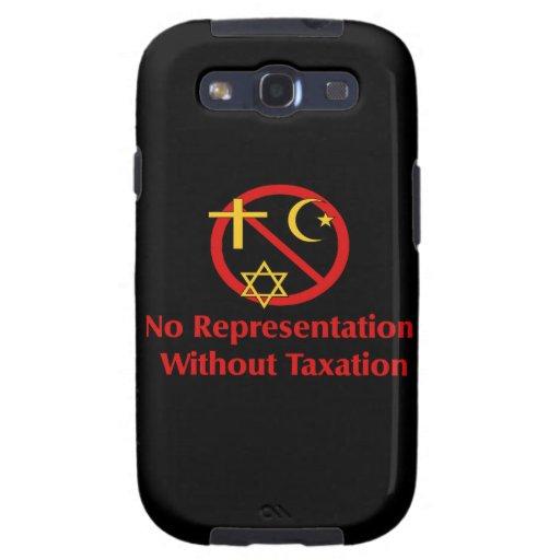 Tax The Churches Galaxy SIII Cases