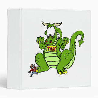 Tax the Dragon Binder