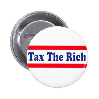 Tax the Rich! Button
