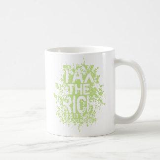 Tax the Rich Coffee Mug