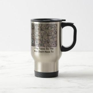 Tax the Rich Travel Mug