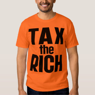 Tax The Rich Tshirt