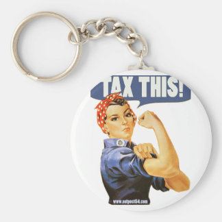 TAX THIS KEYCHAINS
