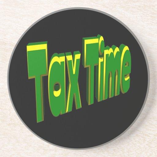 Tax Time Coaster