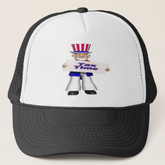 Tax Time Trucker Hat
