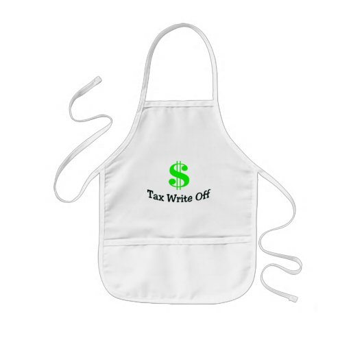 Tax Write Off Aprons