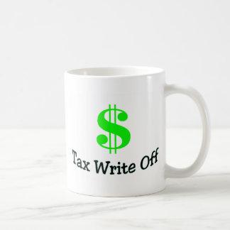 Tax Write Off Coffee Mug