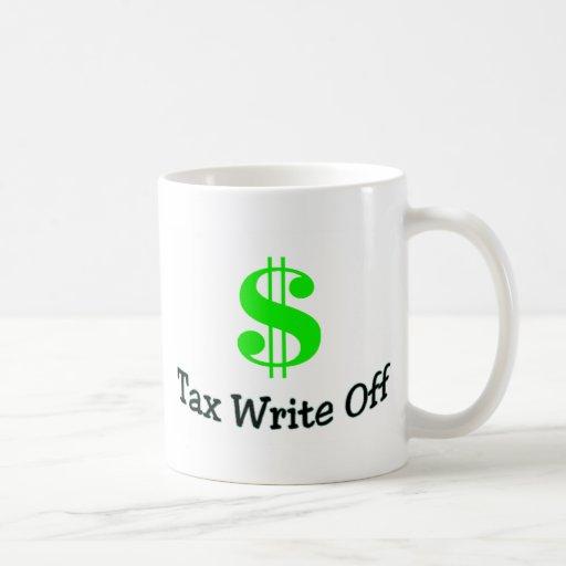 Tax Write Off Mugs