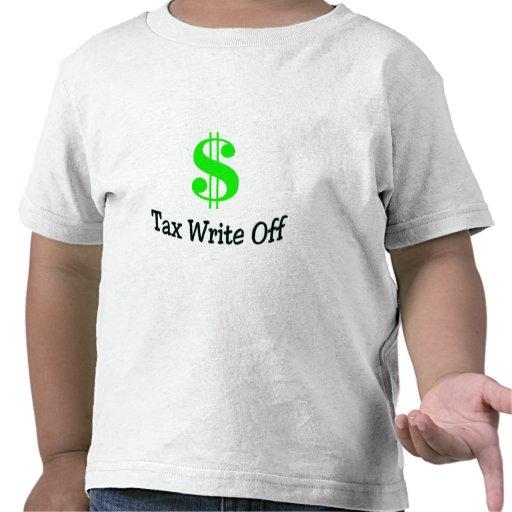 Tax Write Off Shirts