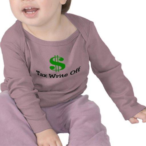 Tax Write Off Tshirt