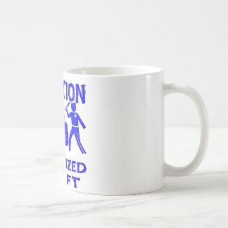 Taxation Is Legalized Theft Coffee Mug